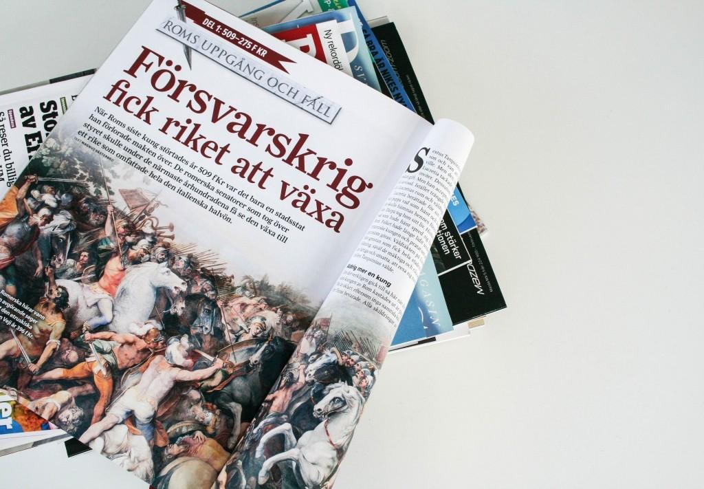 Allt Om Historia med premier