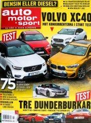 Auto Motor Sport prenumeration