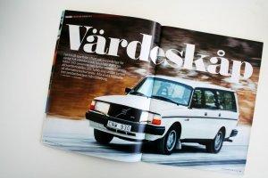 Klassiska Bilar tidningserbjudande