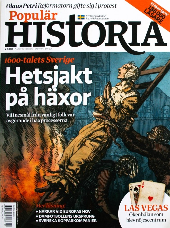 Populär Historia tidningserbjudande