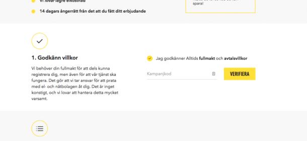 Rabattkod Alltid.se