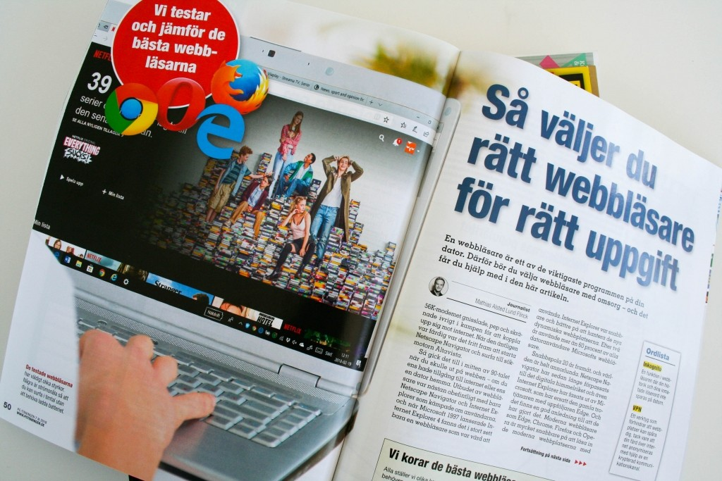 PC-Tidningen premier