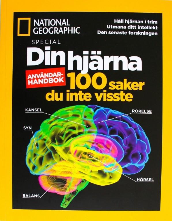 National Geographic erbjudande