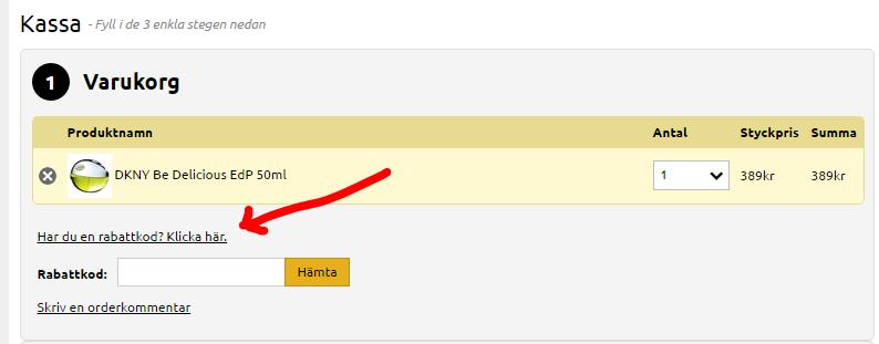Rabattkod hos Bloomify