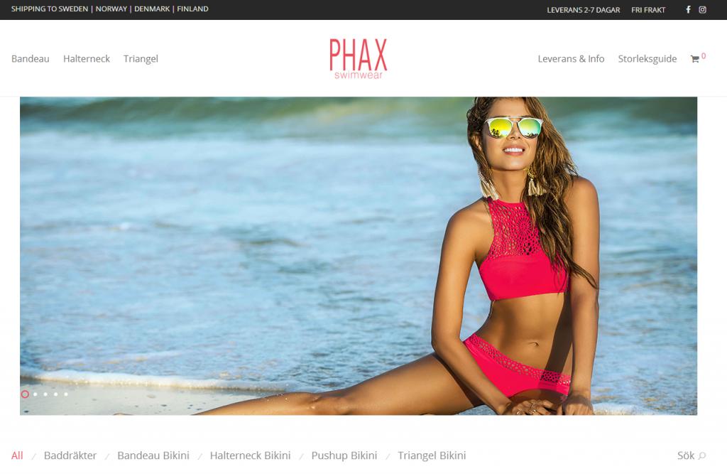 Phax Rabattkod
