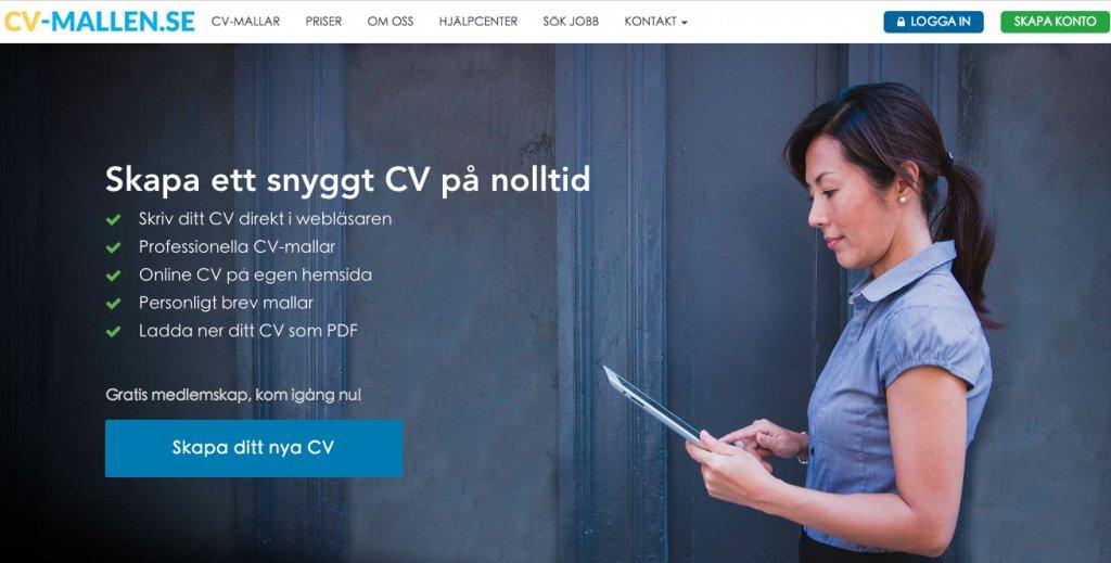 CV-Mallen Rabattkod