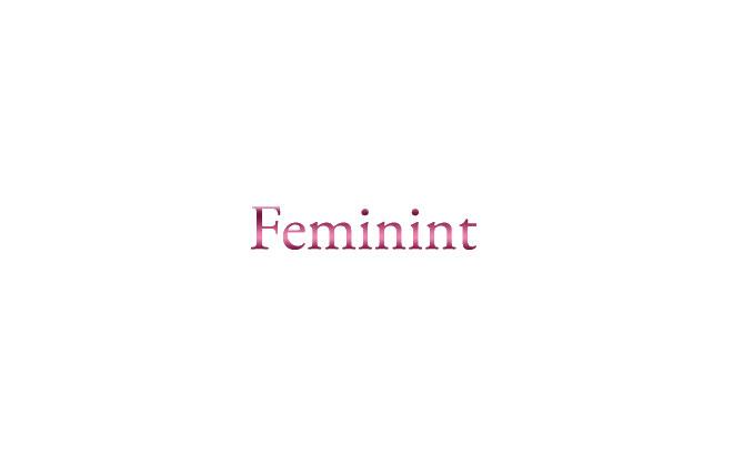 Feminint