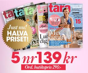 tara prenumeration body shop